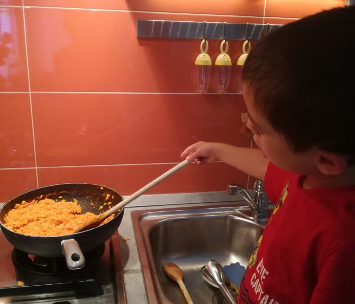 Cuciniamo: il sugo