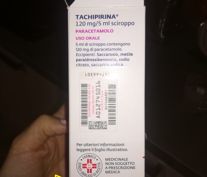 La scritta A.I.C. sui medicinali