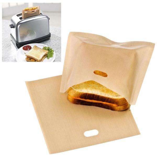 Il sacchetto per il Toast!